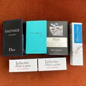 NEW! 6for$30 fragrance samples bundle travel size